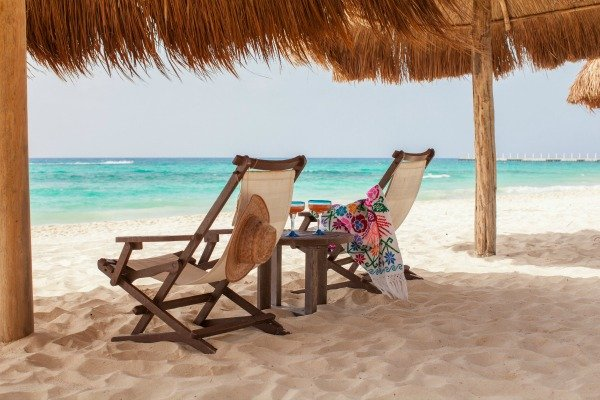Riviera Maya beaches Mahekal Resort