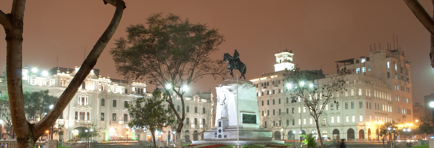 Plaza San Martin, Colonial Lima Excursion