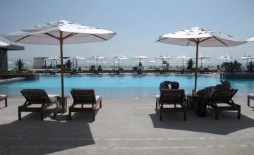 Swimming Pool, Hotel Doubletree, Paracas